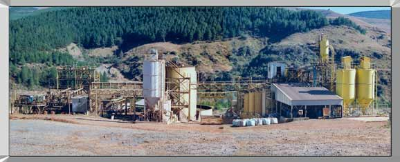 High Capacity Gold Processing Plants - Resources Gold Technology